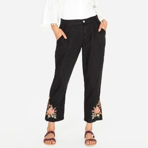 Johnny Was Paola Cropped Pant!!! NWT!!!